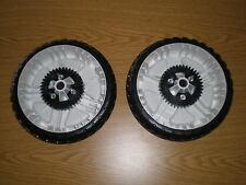 "OEM Toro  Lawnmower Rear drive Personal pace Wheels  8""  115-4695  (Set of 2)"