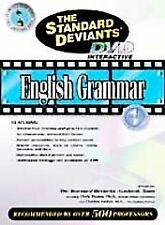 Standard Deviants - English Grammar Part 1 (DVD, 2001)