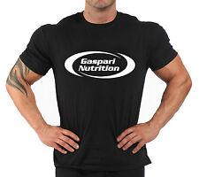 "T-Shirt Bodybuilding Fitness Palestra ""Gaspari..."""