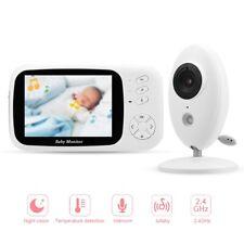 3.5 Inch WiFi Wireless LCD Security Camera  Baby Monitor  IR 2-way Night Vision
