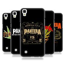 Official Pantera art de Coque Arrière Dur pour LG Téléphones 2