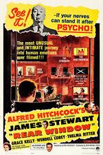 Rear Window 1962 Movie Poster