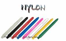 Nylon Dart shafts-número, longitud y color elegibles