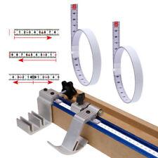 T-track mitre cinta métrica autoadhesiva regla de acero sierra ingletadora esSC
