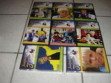 16092 // LOT 8 DVD 16 FILMS JOSEPHINE ANGE GARDIEN TBE