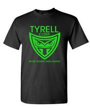 TYRELL CORPORATION - retro 80's movie baddy - Cotton Unisex T-Shirt
