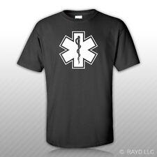 Star of Life T-Shirt Tee Shirt Gildan S M L XL 2XL 3XL Cottonemt #2