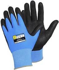 Tegera 887 Durable Nitrile Foam Dipped Palm Work Gloves Reinforced Grip Pattern