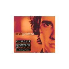 Groban, Josh - Closer (With DVD) - Groban, Josh CD FUVG The Cheap Fast Free Post