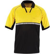 Propper Bike Patrol Heren Korte Mouw Poloshirt Reflecterende Traffic Yellow