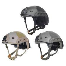 LVL IIIA Super Ballistic K Aramid Helmet Fiber OPS Maritime BK DE / FG