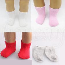 """Poupées chaussettes bas pour 18"""" American Girl ma vie poupée vêtements accessoires 3x"""