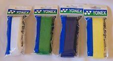 100% Geniune 4 Packs of YONEX AC402EX Badminton towel grip 60 cm each