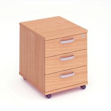 Phoenix- 3 Drawer Mobile Pedestal