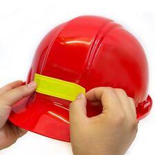 "RK Adhesive Vinyl Retro-Reflective Hard Hat/Helmet Sticker, 1"" L x 4"" W -RKHR16"