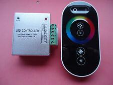 LED RF Funk Controller / Kontroller 12V / 24V Fernbedienung LED RGB Strip Leiste