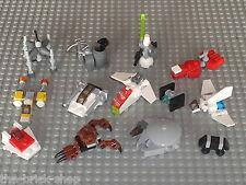 """Belle collection de 13 """"Mini"""" Vaisseaux LEGO Star Wars / vessels"""