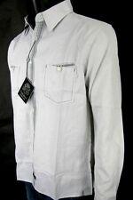English Laundry Shirt Blaque Label Style ELW 1209 Hannan Black 100% Cotton