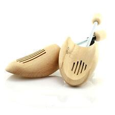 4 Paar Schuhspanner Buchenholz 1a Qualität uni Größe 36-48