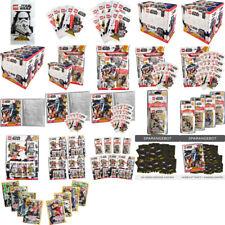 LEGO Star Wars Serie 2 Trading Cards-Display,Starter,Blister und mehr aussuchen