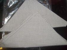 2 X (Pacco Doppio) fiocchetto controllo dei capi Collo/Bandana/Sciarpa/Cottura NUOVO AFFARE