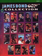JAMES BOND 007 COLLECTION TRUMPET SOUNDTRACK SHEET MUSIC BOOK & CD NEW