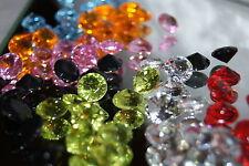 Deko Diamanten Kristalle Streuartikel Dekoration Tischdeko