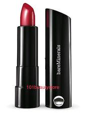 BareMinerals Marvelous Moxie Lipstick FULL SIZE *NEW.UNBOXED*