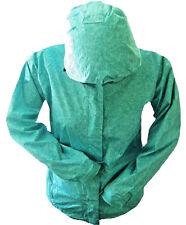 LADIES 100% WATERPROOF BREATHABLE JACKET duck blue paisley windproof coat S-XXL