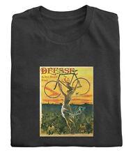 DEESSE Annuncio T-shirt di cotone