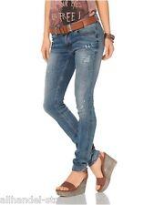Marc O'Polo  Skara Skinny Damen Jeans, W27 L32