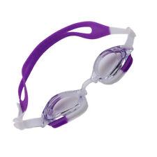 Children Swimming Goggles Anti-fog Swim UV Glasses Adjustable Boys Girls D