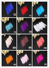 20 plumas de aves pavo real 5-10 cm bricolaje naturaleza