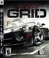 GRID (Sony PlayStation 3, 2008)