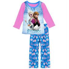 NOUVEAU DISNEY FROZEN LA REINE DES NEIGES PRINCESSE ANNA & elsa neige pyjama