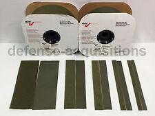 VELCRO® Brand HOOK and LOOP Fastener- Sew On Mil-Spec Military tape RANGER GREEN