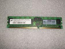 Memoria DDR ECC Micron MT9VDDF6472Y-40BD3b 512MB PC3200 400MHz ECC CL3 184-Pin