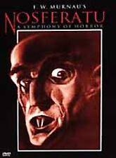 Nosferatu (1929) DVD Restored edition with BONUS Features | Free Shipping