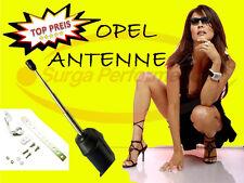 OPEL ASTRA F CC ANTENNE KOTFLÜGEL AUSZIEHBAR HATCHBACK für FLIEßHECK inkl. Kabel