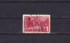P3204 - CANADA 1964  - ALTO VLORE DI SERIE USATO