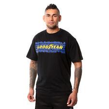 T-Shirt Shirt Goodyear Arbeit Freizeit 160 g/m² Schwarz Gr. M - XXL