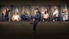 141663 Brooklyn Nine-Nin Action Comedy TV Series Season Wall Print Poster AU