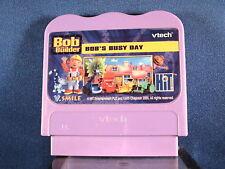 V Tech V Smile Bob The Builder Bob's Busy Day Game