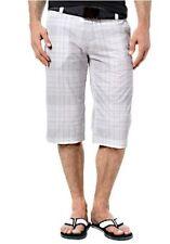 Tom Tailor Bermudas W31,W33,W34 NEW Men's Cargo Short Pants Red-white Check