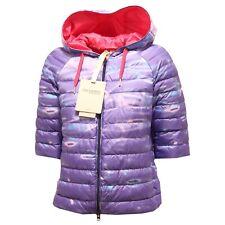 5726N giubbotto donna GEOSPIRIT viola jacket woman