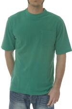 T-shirt Maglietta Armani Jeans AJ Sweatshirt -60% Uomo Verde MWFNATI6- SALDI