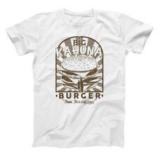 Big Kahuna Burger Pulp  Fiction  Funny White Men's T-Shirt