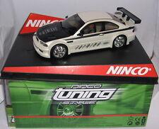 NINCO 50461 SLOT CAR BMW M3 GTR TUNING MB