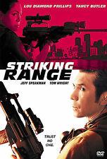 Striking Range (DVD, 2006) Lou Diamond Phillips WORLDWIDE SHIP AVAIL!