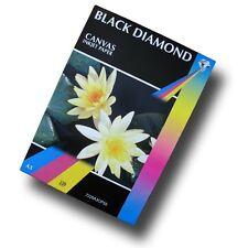 Alta qualità A4 A3 Tela con texture A Getto D'inchiostro Foto Stampante Carta 220gsm 20 50 100